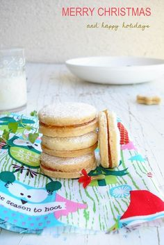 Dalmatia Gourmande: Bakini prhki blagdanski keksići/Grandma's rustic Christmas cookies