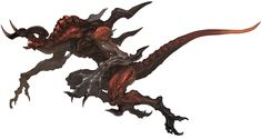 Ifrit from Final Fantasy XIV: A Realm Reborn