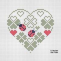 Ladybug Designs cross stitch patterns and kits