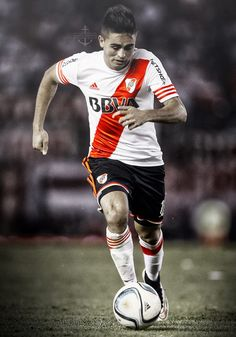 """Pity"" Martinez #River #Crack Soccer, Plates, Running, Carp, Google Play, Rugby, Grande, Mariana, Red Band"