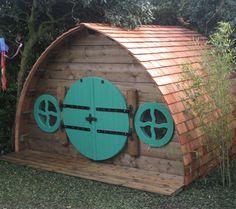 High Life Tree houses - Hobbit hole gallery | High Life Treehouses