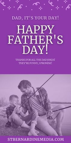 To all fathers, a very happy Father's Day from St. Bernardine Media!