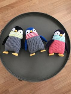 Penguin series , pattern picapau