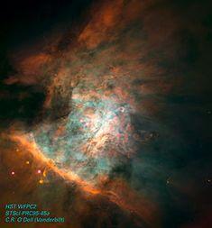 Orion Nebula, NGC 1976, M42