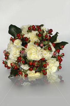 Silkblooms.co.uk Evita Christmas Wedding Flowers