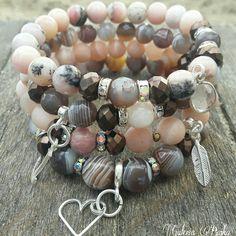 Bransoletki z kamieni naturalnych - GaleriaBajka-SoutacheJewelry - Bransoletki