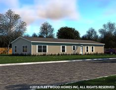 Eagle Trace II 32764N|Fleetwood Homes