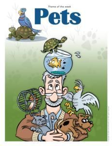 Pets - Theme and activities - Educatall