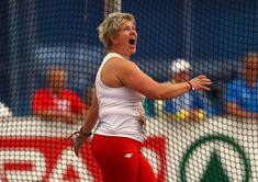 Hammer Throw, European Championships, Tennis Racket, Poland, Athlete, Women, Woman