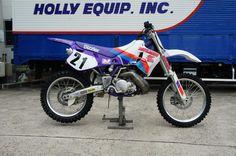 1997- Yamaha YZ250 Holly Equip/ Noleen Racing Package Racer