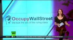 Published on Sep 19, 2014  Abby Martin Breaks the Set on LA School Grenade Launchers, Anniversary of Occupy Wall St, Grassroots Student Debt Abolishment and Misplaced Revenge Against Palestinian Youth.