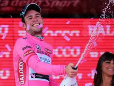 Team Sky   Pro Cycling   Giro d'Italia   Gallery   Giro d'Italia stage one gallery Mark Cavendish