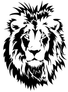 110 best big cats images in 2019 stencils vectors stencil Bon Jovi Hat oroszl n stencil templates stencil designs stencil patterns animal stencil stencil art