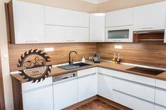 Modern Kitchen Interiors, Home Decor Kitchen, Kitchen Furniture, Home Kitchens, Furniture Design, Küchen Design, House Design, Kitchen Remodel, Sweet Home