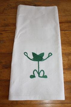 I love you this much! Hand embroidered cat on flour sack fabric - machine washable! Love You So Much, My Love, Flour Sacks, Euro, Cat, Fabric, Love You Very Much, Tejido, Tela