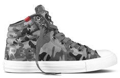 Wiz Khalifa's Converse Sneaker Collection (Photos)
