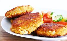 Kartoffel-Tofu-Frikadellen