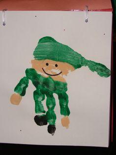 St Patrick's day idea!