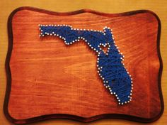Your place to buy and sell all things handmade Florida Gators Gear, Crafts To Do, Diy Crafts, University Florida, Florida Nails, Cake For Husband, Heart Place, Bees Knees, Room Decorations