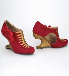 Art Deco Shoes - 1930's - Bata Shoe Museum - @~ Mlle  Everything old is new again!
