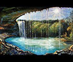Hamilton Pool Preserve, Dripping Springs, TX