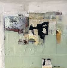 Image result for abstract mixed media landscape paintings