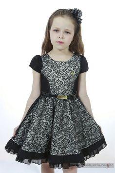 Little Girl Dresses, Girls Dresses, Flower Girl Dresses, Fashion Kids, Lovely Dresses, Beautiful Outfits, Dress Anak, Frocks For Girls, Toddler Girl Dresses