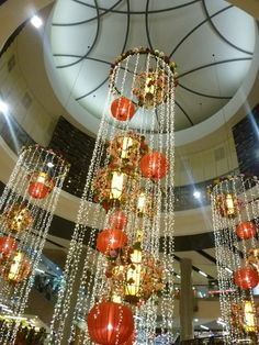 Causeway Point 2013 Chinese New Year deco.   #SG #Singapore