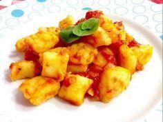 O nhoque de ricota Dukan é muito saboroso, é uma das receitas Dukan mais requisitadas pelas Dukanianas, por causa do seu sabor irresistível.