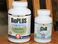 BioPlus and chill supplement giveaway ends 7/6/2017