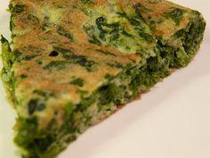 Las Recetas de Pumuki: Tortilla de espinacas