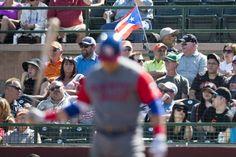 Puerto Rico anota su primera carrera ante los Gigantes en fogueo...