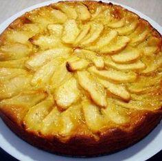 Celíacos-Diabéticos: Tarta de manzana sin gluten y sin azúcar