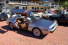 1980 DeLorean Prototype Mark II