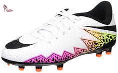 outlet store 0747d dbd3b Nike Hypervenom Phelon II Fg, Chaussures de Football Mixte Enfant, Blanc  (White