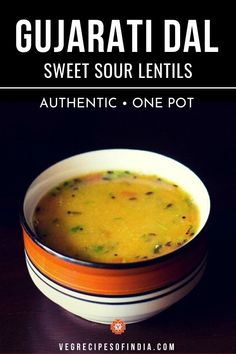 Lentil Recipes, Veg Recipes, Curry Recipes, Indian Food Recipes, Vegetarian Recipes, Ethnic Recipes, Lentil Dishes, Vegan Dishes, Gujarati Recipes