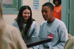 There will be more Poussey and Soso – Go #Pousoso!
