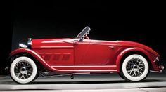 *PEDAL CAR ~ 1927 Auburn Boattail Speedster pedal car