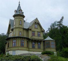 Sweden, Ronneby brunn.