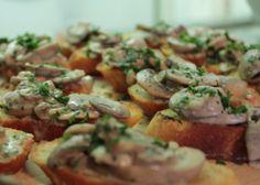 Garlic Mushrooms on Toast - Inspired by Tom Kerridge