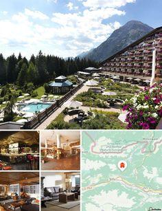 Dit luxehotel ligt midden in een fascinerende bergwereld op ongeveer 1300 m boven zeeniveau, dichtbij het dorp Telfs. Adem de zuivere berglucht in en beleef de ongerepte natuur in comfortabele omgeving. Innsbruck bevindt zich op ongeveer 30 km van het hotelgebouw.
