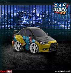 Mitsubishi Lancer Evolution X 2008 - Lituta Design