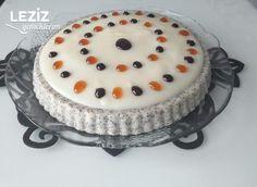 Haşhaşlı Sütlü İrmik Tatlısı Tarifi - Leziz Yemeklerim Tart, Cheesecake, Pudding, Desserts, Food, Cake, Meal, Pie, Cheesecakes