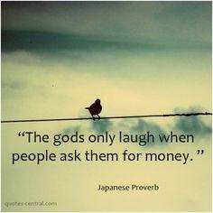 godsm laugh, people, money