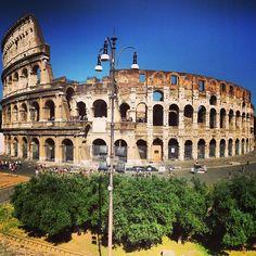 Piazza del Colosseo in Roma, Lazio