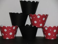 minnie cupcake wrappers