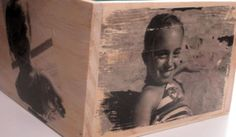 How to Transfer Your Pictures to Wood - such a great decorating/gift idea!