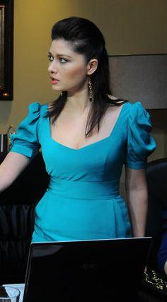 "Turkish Actress, Nurgül Yeşilçay   Aşk ve Ceza (""Love and Punishment"") TV Series. 2010-2011"