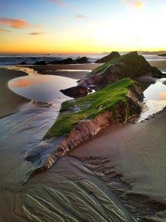 Primera playa de El Sardinero #Santander #Cantabria #Spain