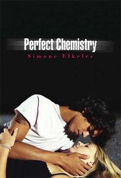 Perfect Chemistry by Simone Elkeles. Find it @ LLD in the Teen section (lower level) Call Number: TN ELK